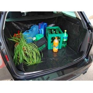 Image 3 - AUTOYOUTH estera de maletero de coche de lona de PE, forro impermeable, manta de protección de coche para una mayor limpieza en su coche
