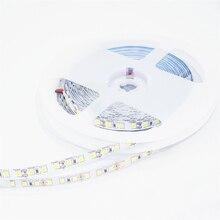 5 M/Roll 12VDC 2835 600 Diode led streifen, 8mm breite 2,5 cm cut 10W pro meter linear band licht, innen decke hintergrund flex band