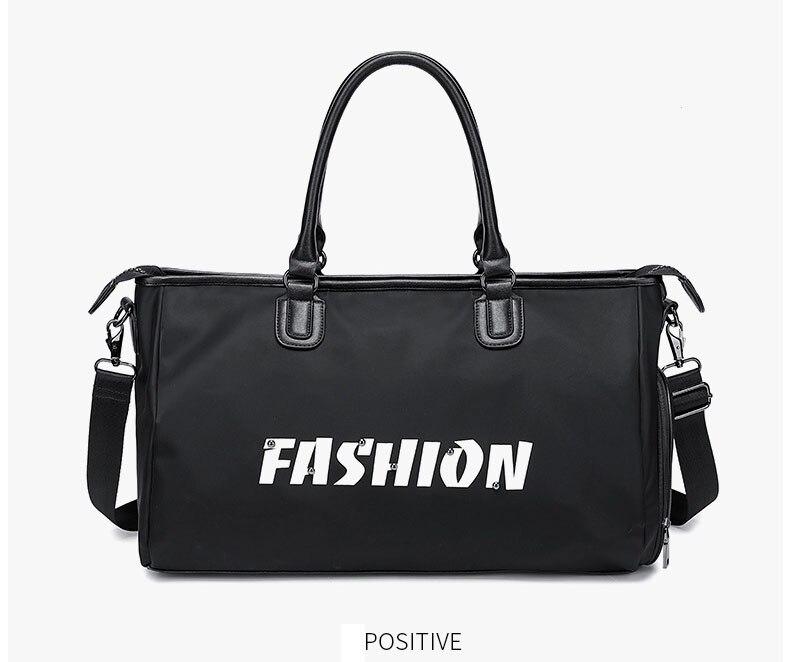 Aptidão viagem mochila saco de ginásio para