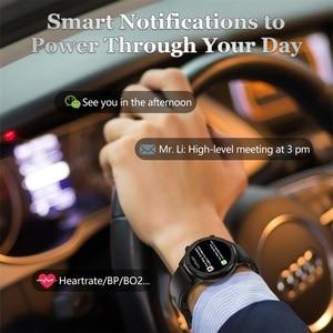 Image 5 - DT78 ساعة ذكية الرجال النساء سوار الساعات الذكية متتبع النشاط البدني لبس الأجهزة للماء مراقب معدل ضربات القلب