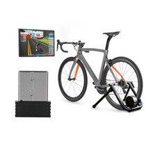 Mini ANT + USB sopa adaptörü Dongle ANT USB sopa adaptörü taşınabilir için Garmin için Zwift için Wahoo bisiklet Garmin öncüsü