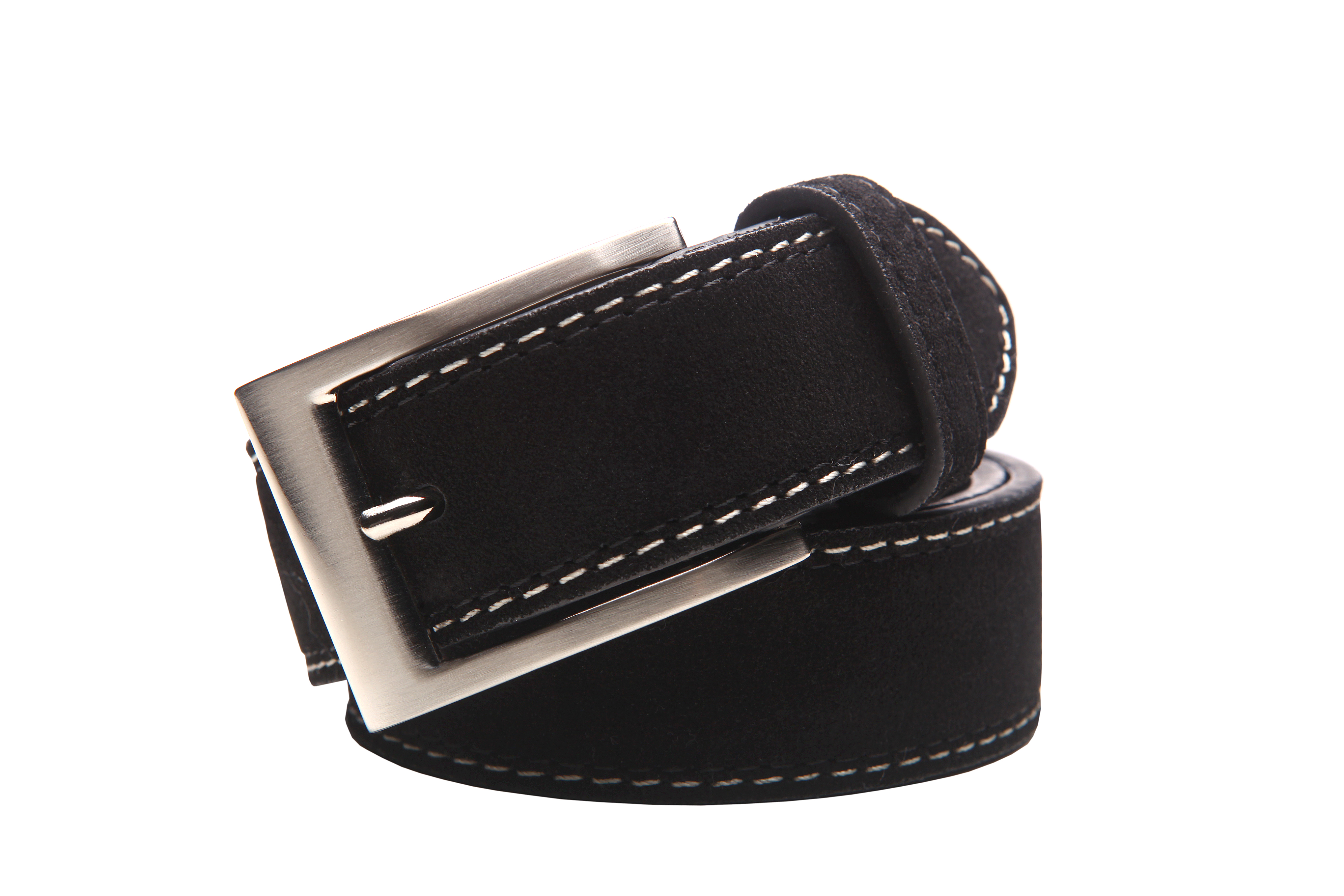 Image 3 - New Style Fashion Brand Genuine Leather Belt For Jeans Leather Belt Men Mens Belts Luxury Suede Belt StrapsMens Belts   -