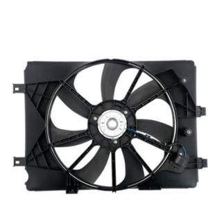 Engine Radiator cooling fan as
