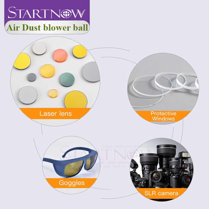 Fuerte soplador de aire y polvo bola azul goma herramienta de limpieza látex eliminar-polvo bolas para cámara lente reloj ordenador teclado lente láser