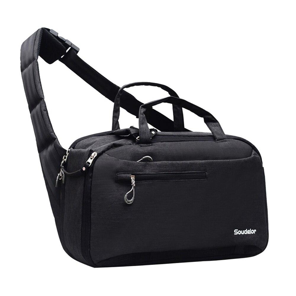 Sac à bandoulière en Polyester pour appareil photo reflex numérique pour Canon EOS R M50 M100 5D Mark II IV 6D 5DS SX60 SX540 G1 G5X SX430