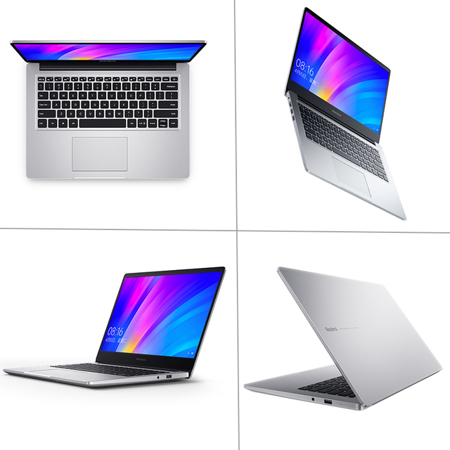 Originale Xiaomi Redmibook 14 Del Computer Portatile di Intel Core i7-8565U NVIDIA GeForce MX250 8GB DDR4 SSD DA 512GB Ultra Sottile Notebook