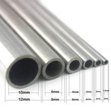Venda quente 250mm 304 tubo capilar de aço inoxidável sem emenda 10x8mm / 8x6mm / 4x3mm / 6x4mm / 3x 2mm/12x10mm