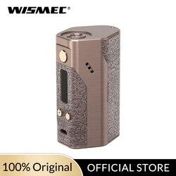[Officiële Winkel] Originele Wismec Reuleaux DNA250 Mod Doos Temperatuurregeling Doos Mod Elektronische Sigaret Vape Mod Kit