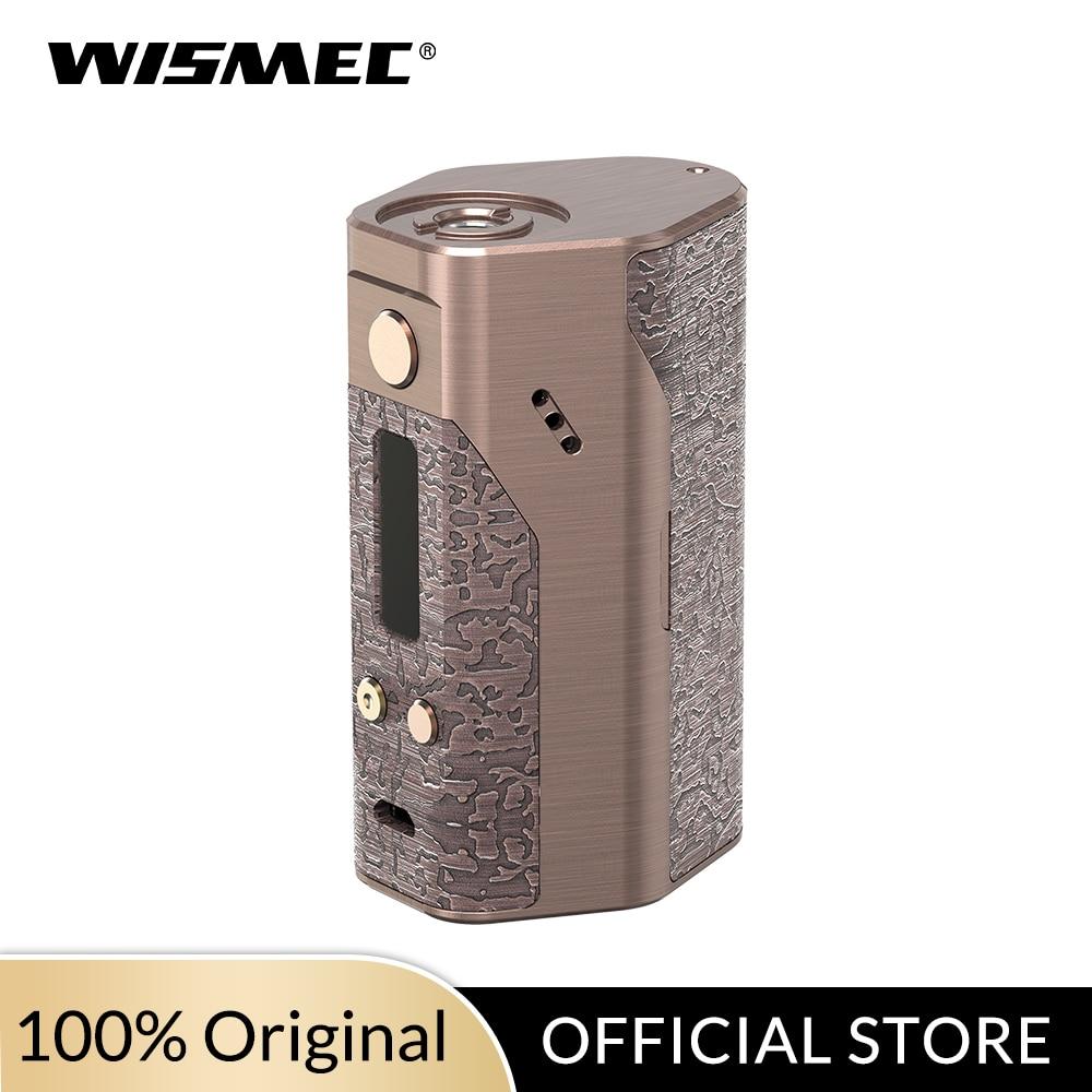 [Official Store] Original Wismec Reuleaux DNA250 Mod Box Temperature Control Box Mod Electronic Cigarette Vape Mod Kit