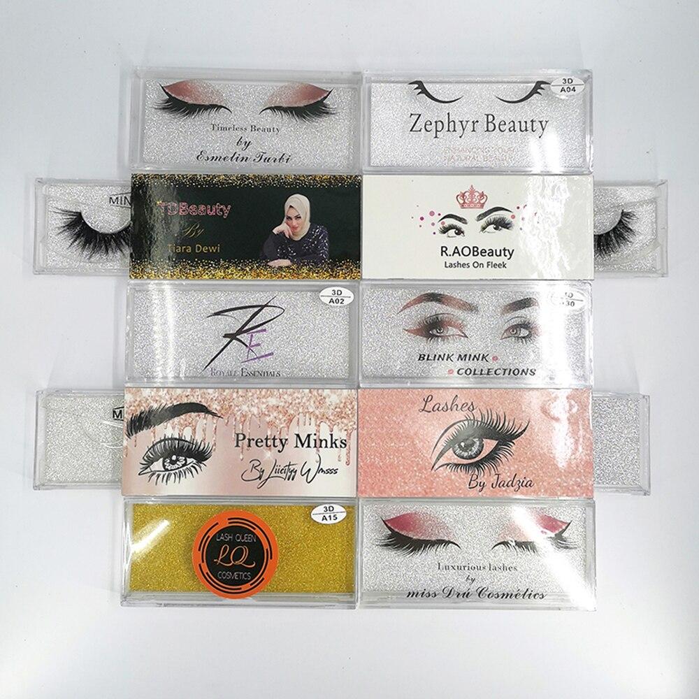 100 etiquetas claras personalizadas costume dos pces logotipo etiquetas dos cilios etiquetas do batom do balsamo