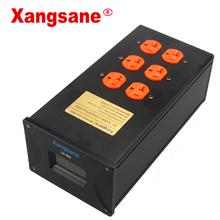 UNS power filter SA-800 hifi high power power purifier audio outlet cheap Xangsane Keine CN (Herkunft) Lokalisierter Boden NONE Verlängerungs-Einfaßung Nein Kommerziellen Industriell Hospital