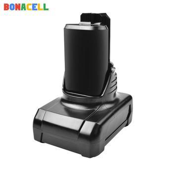 BONACELL 1PACK 12V Max 6000mAh Li-ion Pod Battery For Bosch BAT411 Replacement Bosch BAT420 BAT412 CLPK30-120 1600A00X7H Tools