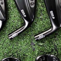 Golf Irons black 03 11p gen2 forged golf iron Golf Clubs 3 9/W/G R S Flex Steel Shaft With Head Cover