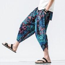 2019 Men printing Pants Casual Pants Sweatpants Jo