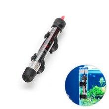 Chauffe Aquarium Thermostat Submersible chauffe réservoir de poisson chauffe eau température réglable tige chauffante accessoires Aquarium