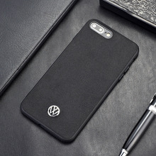 New Explosive Suede Soft Cover Case For iPhone