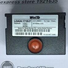 Программируемый контроллер LOA24.171B27 механический Тип передний осмотр для дизельной горелки может заменить LOA24 серии