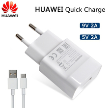 Huawei Original Charger 5V/2A Fast Charging 9V/2A For P8 P9 Plus Lite Honor 8 9 Mate10 Nova 2 2i 3 3i Charge