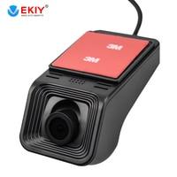 EKIY USB ADAS DVR Dash Cam Full HD 1080P For Car DVD Player Navigation Universal For Android Car DVD Player Navigation System