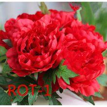 Hochzeiten und wichtige anlässe/Hochzeit zubehör/Braut bouquets ROT