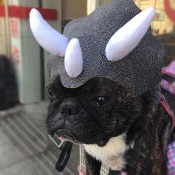 pet dog dinosaur hat 1