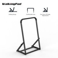 WalkingPad Foldable Handrail For Treadmill A1/A1 Pro Model Full Steel Support Strong Durable Armrest Prevent Falling Balustrade
