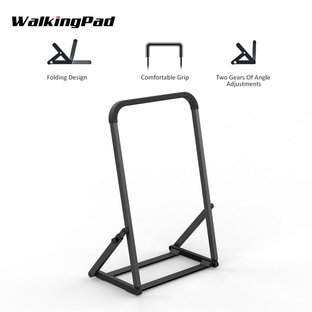 WalkingPad main courante pliable pour tapis roulant A1/A1 Pro modèle plein Support en acier fort accoudoir Durable empêcher la chute Balustrade - 2