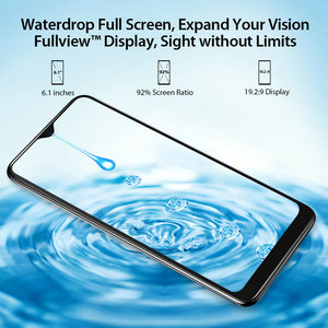 Image 3 - Blackview A60 Original Smartphone 4080mAh 19.2:9 Waterdrop HD Screen Cellphone 1GB+16GB Android 8.1 13MP+5MP RGB 3G Mobile Phone