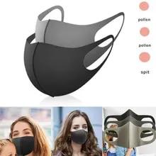 lot masque anti pollution lavable