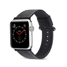 Genuine Leather loop sport Strap for apple watch band 42mm 38mm wristband iwatch 4 44mm 40mm Serie 3 2 1 watches Accessories