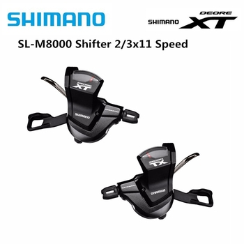 shimano Deore XT M8000 SL-M8000 3x11 2x11 Speed Right Shifter Shift  i-spec II Lever w/ Inner Cable 22s 33s - discount item  33% OFF Cycling