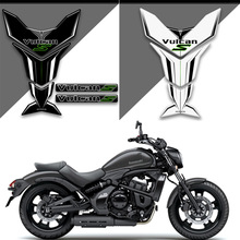 Color : 1 Motorbike tank protectors pad Motorcycle Tank Pad Sticker Gas Fuel Protector Decal For Kawasaki VN 650 VULCAN S VN650 VULCANS