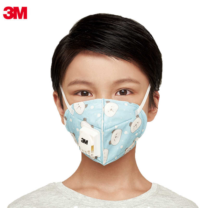 Anti Virus 3m Influenza 9561 Mask Respirator Children Kn95