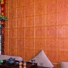 3d foam wall sticker of chinese style for house decoration and ceiling