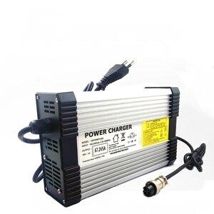 Image 5 - YZPOWER 58.8V 6A リチウム電池の充電器 14S 48V 51.8V リポ自転車 2 3 車椅子