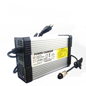 Image 5 - YZPOWER 58.8V 6A Lithium Battery Charger for 14S 48V 51.8V Lipo Bicycle Two Three Wheelchair