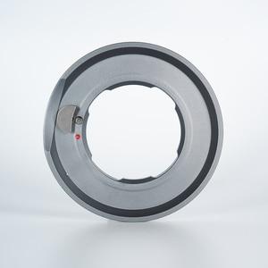Image 2 - 7artisans anneau adaptateur pour LM monture objectif pour GFX monture Applicable à Fuji GFX50R GFX50S moyen format micro simple