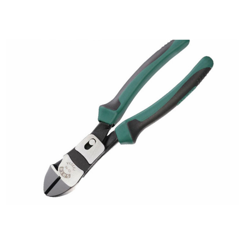 For Cutting Pliers 8 (202mm) Side Cutters, diagonal cutting pliers Reinforced 72303A jingliang jl a17 professional diagonal cutting pliers black