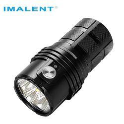 Linterna LED Original IMALENT MS06 CREE XHP70 2nd 25000 LM linterna recargable con batería 3*21700 para búsqueda de espeleología