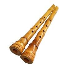 Shakuhachi japonais, instrument musical à cinq trous, Guizhu, bambou, manuel d'entrée cadeau