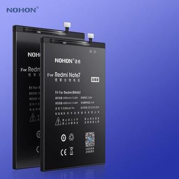 Аккумулятор Nohon для Xiaomi Redmi Note 7
