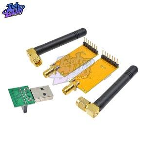 Image 4 - Carte de données série RF sans fil APC220, Module de Communication pour Arduino Kit de bricolage avec antennes, adaptateur de convertisseur USB