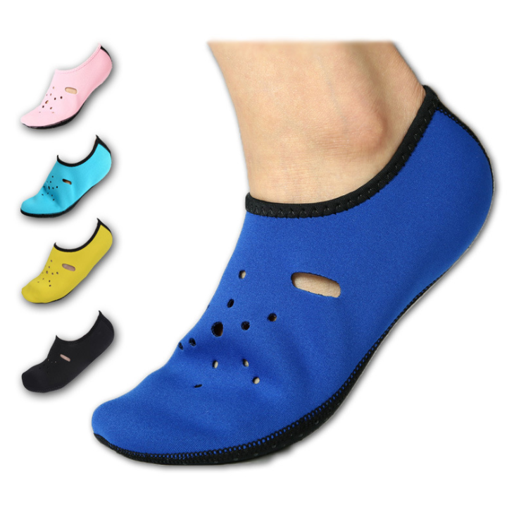 Snorkeling Shoes Scuba Diving Socks Beach Boots Wetsuit Prevent Scratches Warming Non-slip Winter Swimming Fishing
