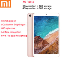 Xiaomi tablet 4  Kids Tablets Android 8/Graphics tablette Snapdragon 660AIE  4GB RAM 64GB ROM Tablet PC 1920x1200 Octa Core 600 1