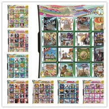 Super All in 1 Ds Multicart Video Game Cartridge Card for DS 3DS Compilations Console Combo Multi Cart Jeux