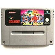 Super Double Dragon 16bit jeu cartidge Version ue pour console pal