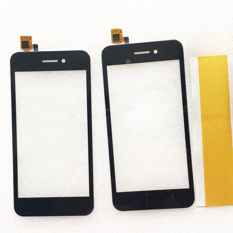 4.5 Inch Touch For Fly FS459 Nimbus 16 Touch Screen Digitizer Touch Panel Lens Glass Black Color image