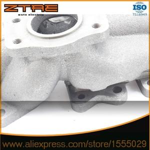 Image 4 - Turbo Collettore Per Audi S2 S4 S6 RS2 K24 K26 20V Cast di Ferro Modello Turbo Collettore di Turbolade