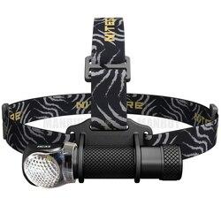 NEUE NITECORE HC33 Scheinwerfer + Diffusor Kalten Weiß 1800LM CREE XHP35 HD LED Scheinwerfer Wasserdichte Taschenlampe Camping Reise Kostenloser Versand