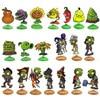 Plants vs. Zombies Toy Card PVC Dolls Single Waterproof Target Bulk Accessories Children's Toys